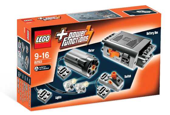 Lego 174 Power Functions Motor Set 8293 Buy Online Just