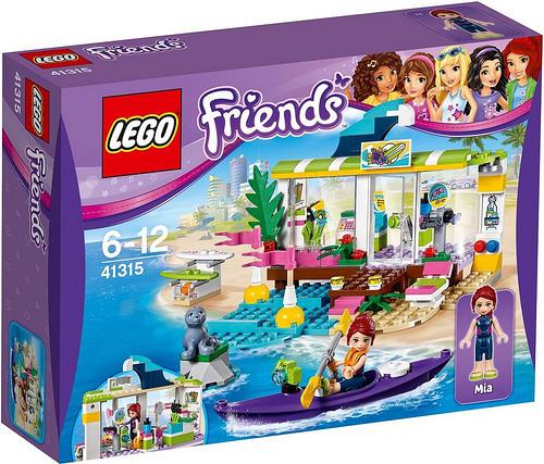 LEGO® FRIENDS Heartlake Surf Shop 41315