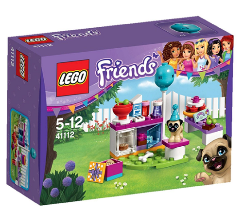 41112 Lego Friends Party Cakes