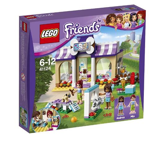 41124 Lego Friends Heartlake Puppy Daycare