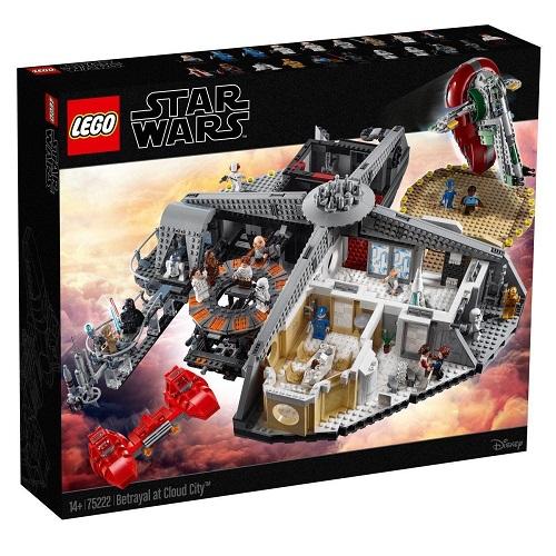 Custom Lando Calrissian Bespin star wars minifigures on lego bricks luke leia