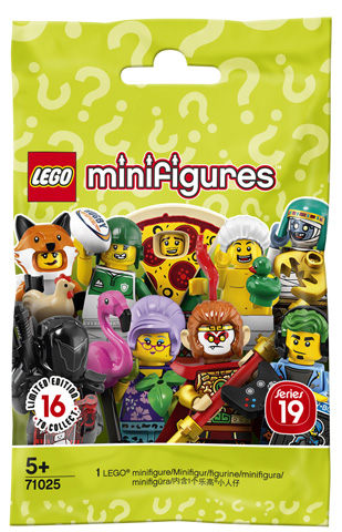Image result for lego series 19