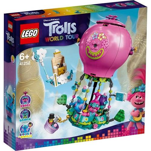41252 Lego Trolls World Tour Poppys Hot Air Balloon Adventure