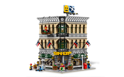 10211 Lego Exclusive Grand Emporium