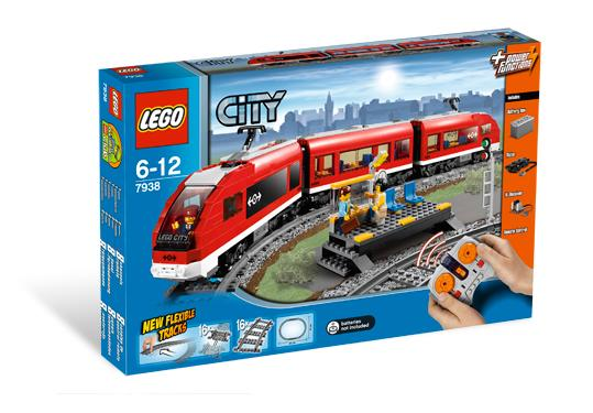 7938 LEGO TRAINS Passenger Train