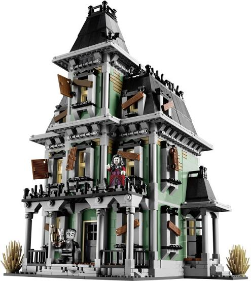 10228 Lego Exclusive Monster Fighters Haunted House