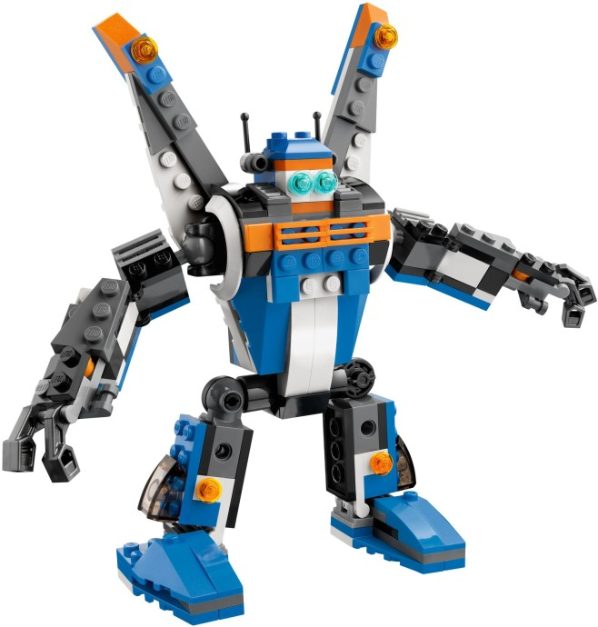 31008 Lego Creator Thunder Wings