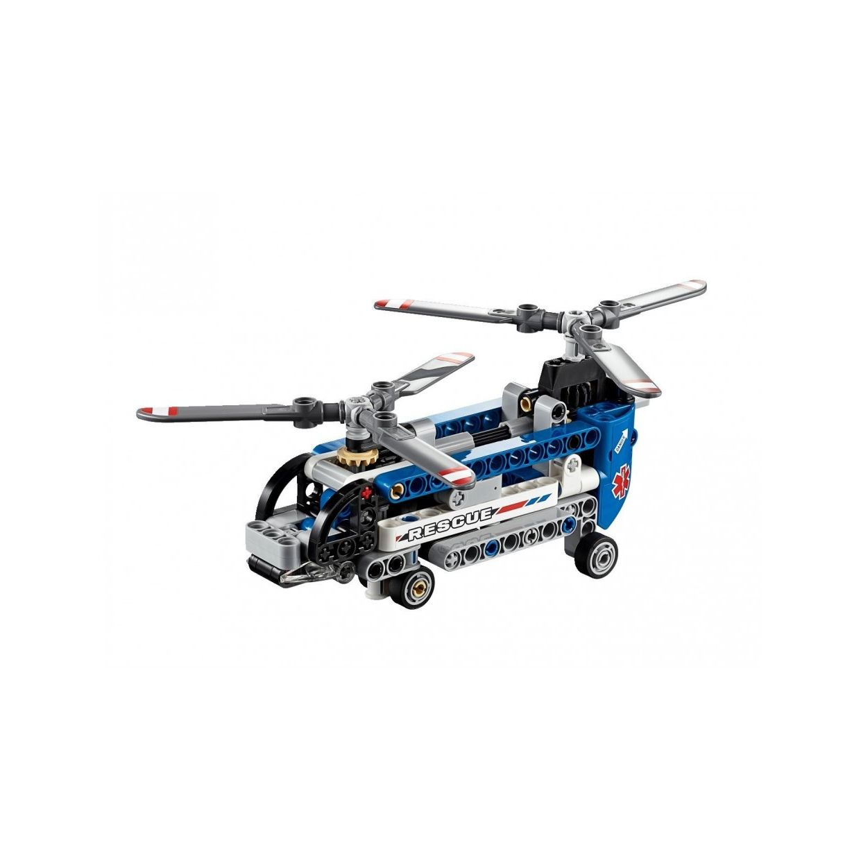 42020 lego technic twin rotor helicopter. Black Bedroom Furniture Sets. Home Design Ideas
