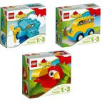 LEGO® DUPLO® BUNDLE PACK 10849 10851 10852