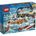 60167 LEGO® CITY Coast Guard Head Quarters