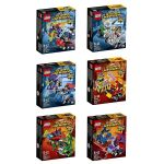 LEGO® SUPER HEROES 6 PACK BUNDLE (76068 - 76073)