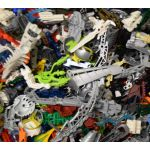 2kg Lots of Pre-Owned LEGO® Bionicle (PRE-OWNED)