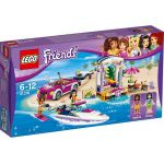 LEGO® FRIENDS Andrea's Speedboat Transporter 41316