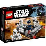 LEGO® STAR WARS™ First Order Transport Speeder Battle Pack 75166