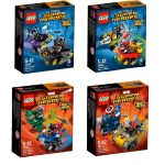 LEGO® SUPER HEROES 4 PACK BUNDLE (76061 76062 76064 76065)