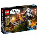 LEGO® STAR WARS® Scout Trooper™ & Speeder Bike 75532