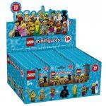 71018 LEGO® Minifigures (Series 17) - 1 BOX