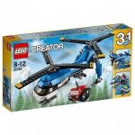 31049 LEGO® CREATOR Twin Spin Helicopter