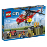 60108 LEGO® City Fire Response Unit