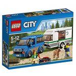 60117 LEGO® City Van & Caravan