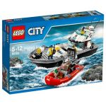 60129 LEGO® City Police Patrol Boat