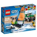 60149 LEGO® City 4x4 with Catamaran