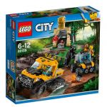 60159 LEGO® CITY Jungle Halftrack Mission