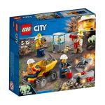 60184 LEGO® City Mining Team