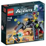 70166 LEGO® Ultra Agents Spyclops Infiltration