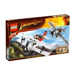 7198 LEGO® Indiana Jones™ Fighter Plane Attack