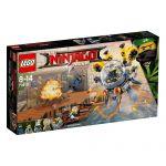 70610 LEGO® NINJAGO Flying Jelly Sub