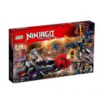 70642 LEGO® NINJAGO Killow vs. Samurai X