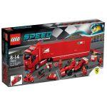 75913 LEGO® Speed Champions F14 T & Scuderia Ferrari Truck