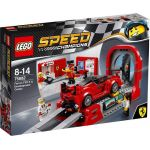 LEGO® SPEED CHAMPIONS Ferrari FXX K & Development Center 75882