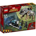 76099 LEGO® SUPER HEROES Rhino Face-Off by the Mine