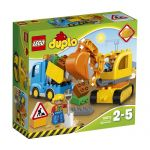 10812 LEGO® DUPLO® Truck & Tracked Excavator