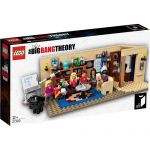 21302 LEGO® Ideas The Big Bang Theory