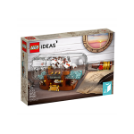 21313 LEGO® IDEAS Ship in a Bottle