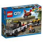 60148 LEGO® City ATV Race Team
