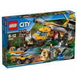 60162 LEGO® City Jungle Air Drop Helicopter
