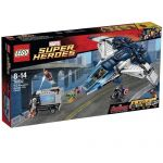 76032 LEGO® Super Heroes The Avengers Quinjet City Chase