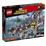76057 LEGO® Super Heroes Spider-Man: Web Warriors Ultimate Bridge Battle