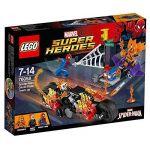 76058 LEGO® Super Heroes Spider-Man: Ghost Rider Team-up