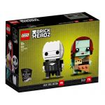LEGO BRICKHEADZ Jack Skellington and Sally 41630
