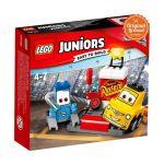 LEGO® JUNIORS Guido and Luigi's Pit Stop 10732
