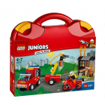 10740 LEGO® Juniors Fire Patrol Suitcase