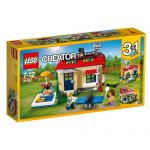 LEGO® CREATOR Modular Poolside Holiday 31067