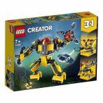 31090 LEGO® CREATOR Underwater Robot