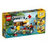 31093 LEGO® CREATOR Riverside Houseboat
