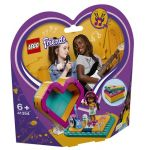 41354 LEGO® FRIENDS Andrea's Heart Box